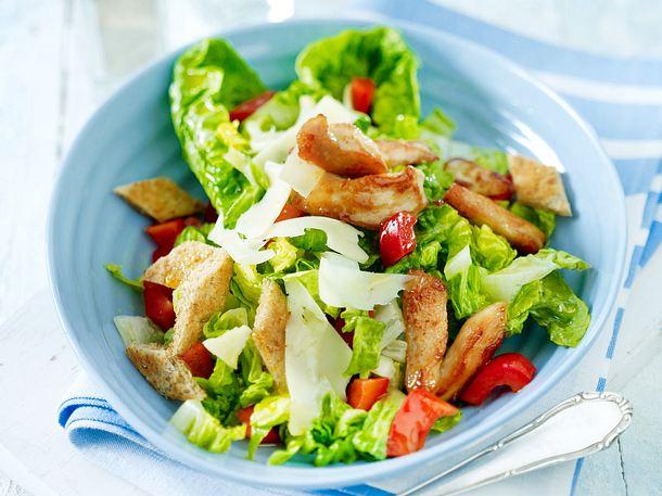 Cesar's Salad Rezept