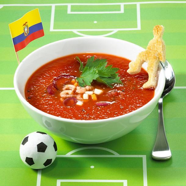 Ceviche aus Ecuador  Rezept