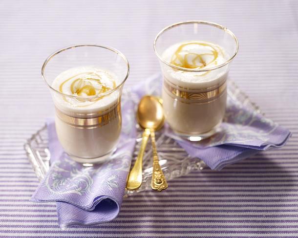 Chai-Tee mit Honig und Milch Rezept