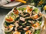 Champignon-Spargel-Salat Rezept