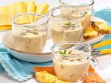 Champignon-Steinpilz-Suppe mit Käse-Toast Rezept