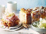 Cheddar-Brotpudding Rezept-201306243603555000