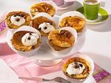 Cheese-Cake-Muffins Rezept