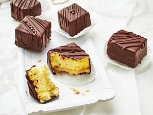Cheesecake-Bites Rezept