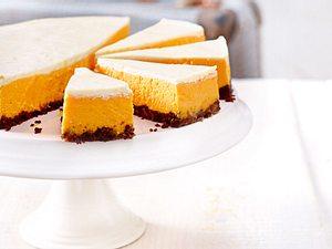 Cheesecake mit Saure-Sahne-Guss Rezept