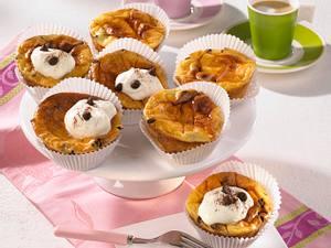 Cheesecake Muffins Rezept