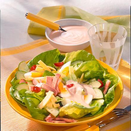Chef-Salat Rezept