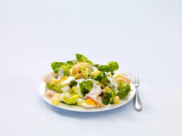 Chef-Salat (Diät) Rezept