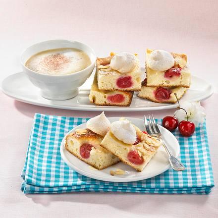 Cherry-Fresh-Kuchen Rezept