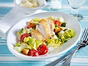 Chicken Caesar Salad Rezept