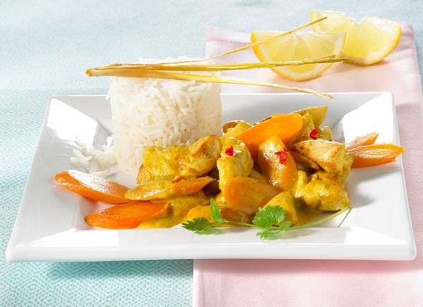 Chicken Curry Rezept