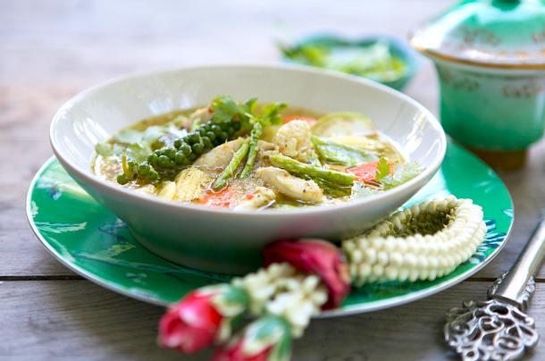 Chicken Jungle Curry Rezept