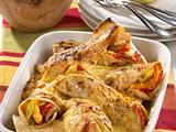 Chicken-Quesadilla-Auflauf Rezept
