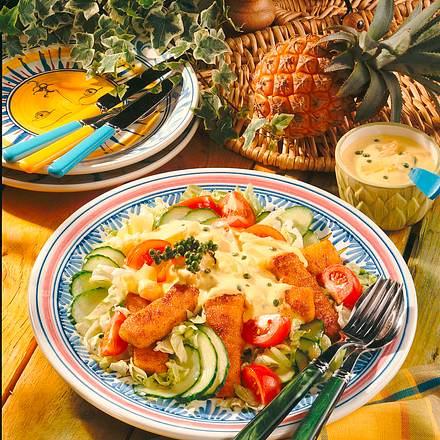 Chicken-Salat Rezept