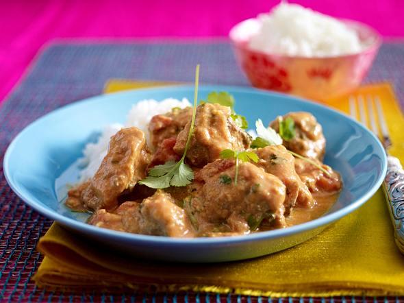 Chicken Tikka Masala (Curryhuhn) Rezept