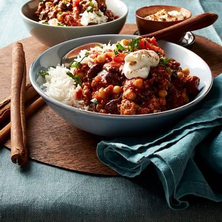 Chili Con Carne Mit Zimt Rezept Lecker
