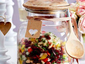Chili-sin-Carne-Salat Rezept