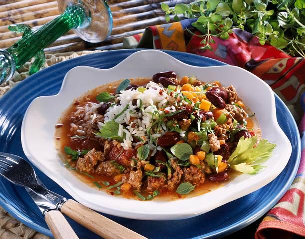 Chili Tex-Mex Rezept