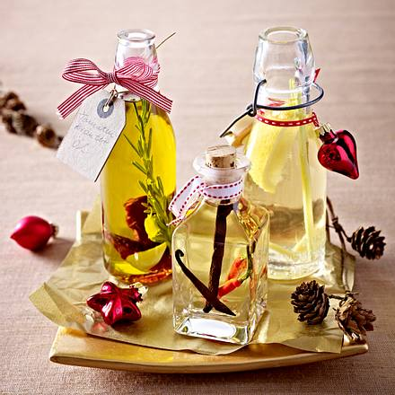 Chili-Vanille-Öl Rezept