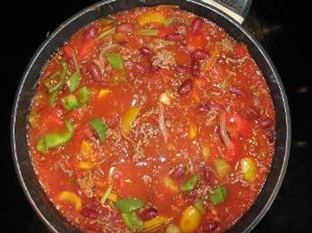 Chili von Anke Hamminkeln Rezept