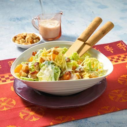 chinakohl salat mit putenstreifen rezept chefkoch rezepte auf kochen backen und. Black Bedroom Furniture Sets. Home Design Ideas