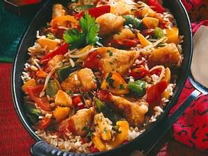 Chinesische Fischpfanne Rezept