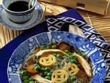Chinesische Hühnersuppe Rezept