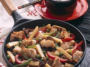Chinesischer Fischtopf Rezept