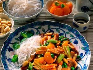 Chinesisches Putengeschnetzeltes Rezept