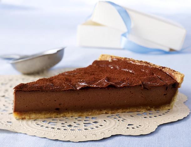 Choco-Cheesecake Rezept