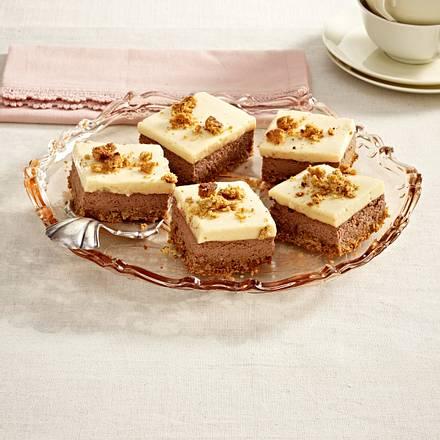Choco-Cheesecake mit Milchcreme Rezept