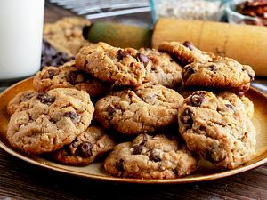 Chocolate Chip Cookies-Rezept