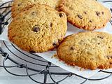 Chocolate Chip Cookies (schnell angerührter Teig) Rezept
