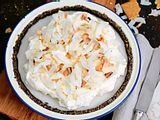 Chocolate Coconut Cream Pie Rezept