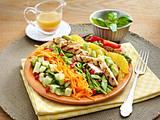 """Chop Chop """"Cobb"""" Dinner Salad Rezept"""
