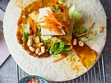 "Crunch-Wrap ""Hello Bollywood"" Rezept"