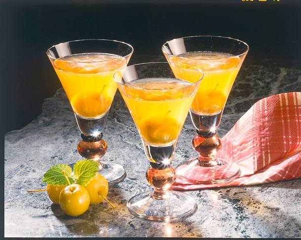 Cidre-Calvados-Cocktail Rezept