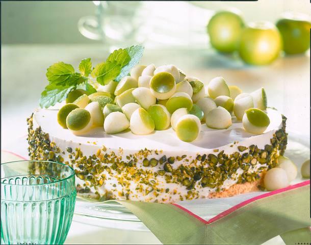 Cidremousse-Torte Rezept