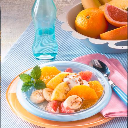 Citrus-Salat Rezept