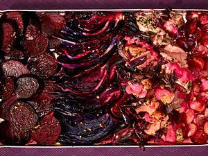 Clean Eating de Luxe: Im Reinen mit Roter Bete, Rotkohl und feinem Filet Rezept