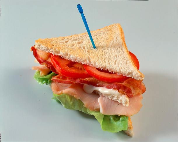 Club-Sandwich Rezept