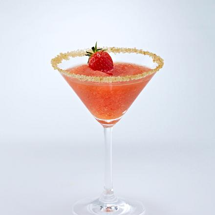Cocktail-Klassiker: Strawberry Daiquiri Rezept