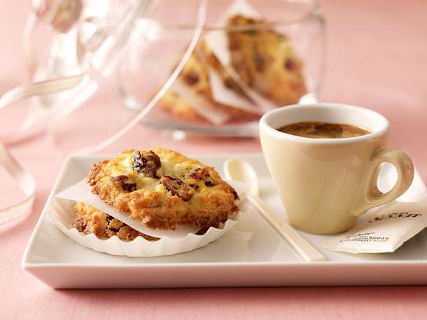 Coconur-Cranberry-Cookies Rezept