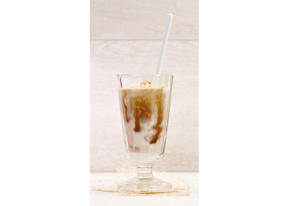 Coconut-Coffee-Shake Rezept