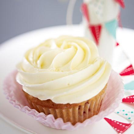 Coconut Cupcakes mit Vanilla-Frosting  Rezept