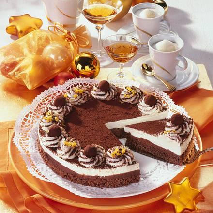 Cointreau-Trüffel-Torte Rezept