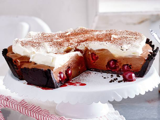 "Cool Cake ""Black Forest"" Rezept"