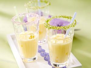 Cooler Eierlikör-Drink auf Eis Rezept