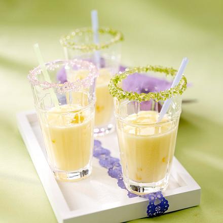 Cooler Eierlikör-Drink auf Eis Rezept | LECKER