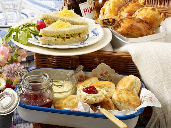 Cornish Pasty Rezept